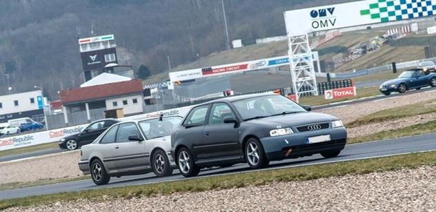 Autodrom Most: Při autoshow odstartuje šestý ročník soutěže amatérských jezdců The Most Challenge