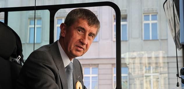 Andrej Babiš je komunistický udavač, zaznělo z vedení TOP 09