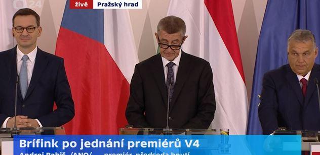 Státní tajemnice přišla do Rozhlasu ohlásit velký úspěch Babiše na úrovni EU