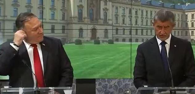 Zkrotil Pompeo Babiše a Česko? Překvapivý závěr. Jiný, než v českých novinách