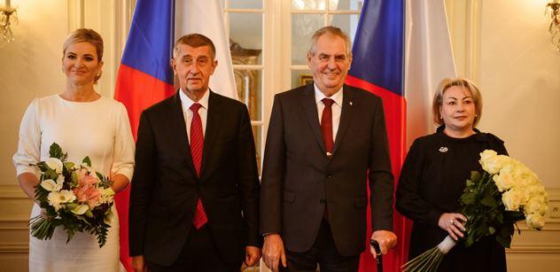 Prezident Zeman: Babiš navazuje přátelské vztahy s americkým prezidentem, já je mám s ruským a čínským. Rozdělili jsme si práci