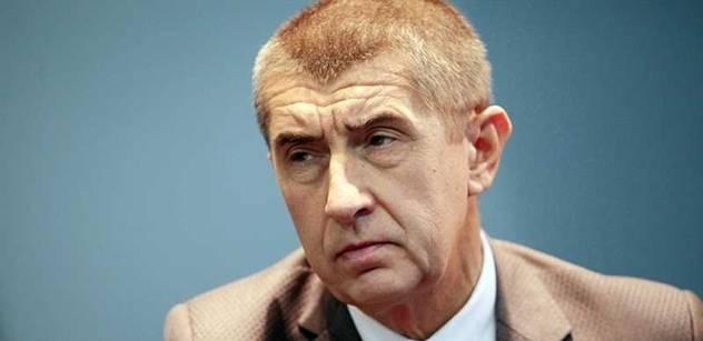 Babiš u Moravce: Bárta do Bohnic, pak do basy. Korupčníci dělají z lidí debily
