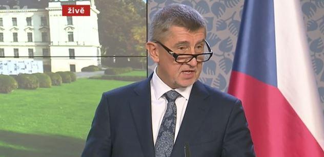 Premiér Babiš: ČEZ de facto nekontroluje nikdo, kromě dozorčí rady