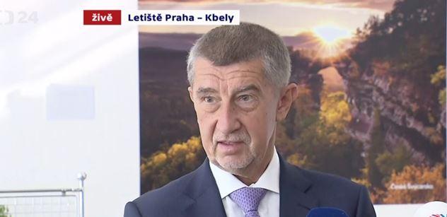 Babiš po jednání s Erdoganem: Česko má od Turecka nabídku převzít aktiva Adularye