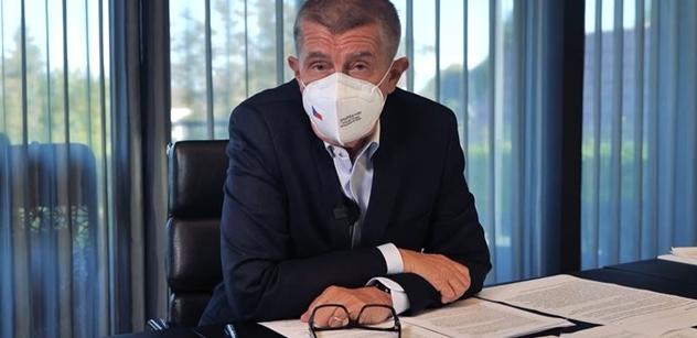 Premiér Babiš: Náš výsledek rozhodně nepokládám za neúspěch
