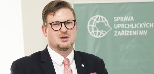 Vedoucí polských zařízení pro zajištění cizinců přijeli načerpat inspiraci k SUZ MV