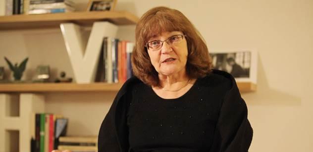 Kamila Bendová, manželka Václava Bendy a matka poslance ODS, vzpomínala na zásadní moment našeho disentu. Začalo to na plese
