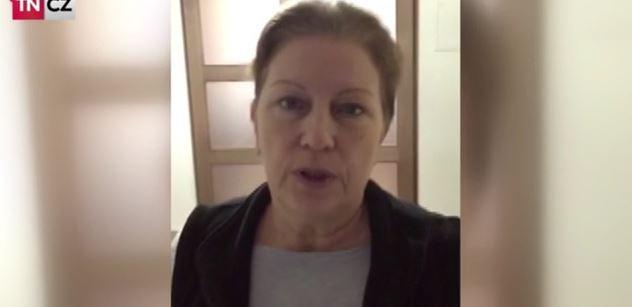 Paní Slonková, neobtěžujte nás! Exmanželka Babiše vrátila úder nepřátelům premiéra. A už to jede...