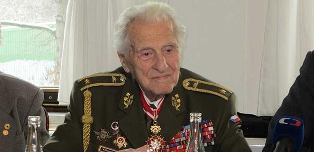 Zemřel válečný veterán Alexandr Beer