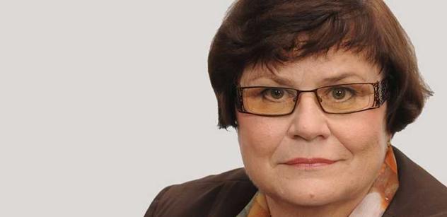 Ministryně Benešová: Slíbila jsem, že novelu zákona o státním zastupitelství předložím