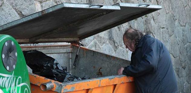 Barta (OČR): Radši bezdomec, než šikana a buzerace