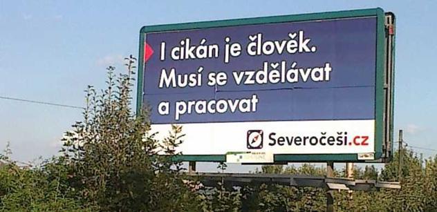 Posudek experta: Billboardová kampaň vÚsteckém kraji je specifická