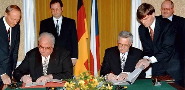 Anežka Fuchsová: Česko-německá deklarace a já