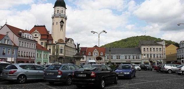 Město Bílina zpřístupnilo aplikaci Mapa technické infrastruktury ÚAP