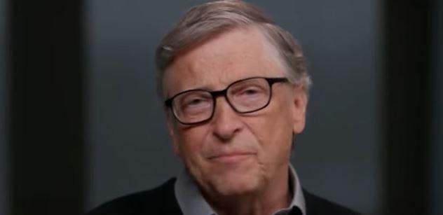 Neplatíte nic za škody na životním prostředí, takže... Bill Gates chce radikální řešení. Tímto máte jezdit a toto jíst!