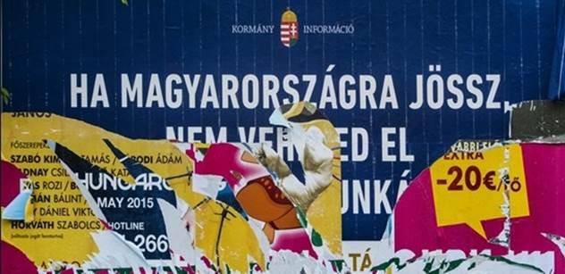 V Maďarsku opět  klesl počet příchozích migrantů