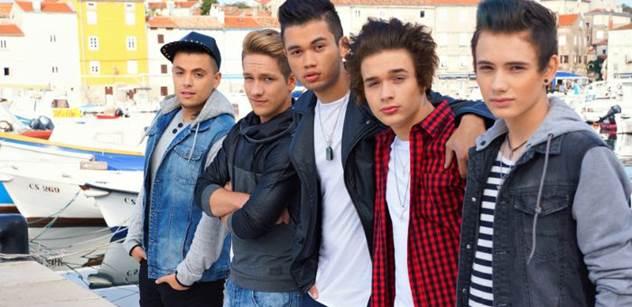 První česko-slovenský boyband představil název a pokřtil singl a klip