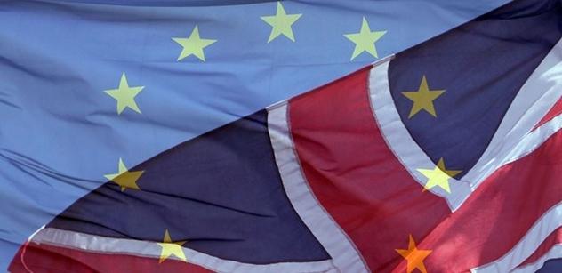 Do Česka přijede vyjednávač EU pro brexit Barnier