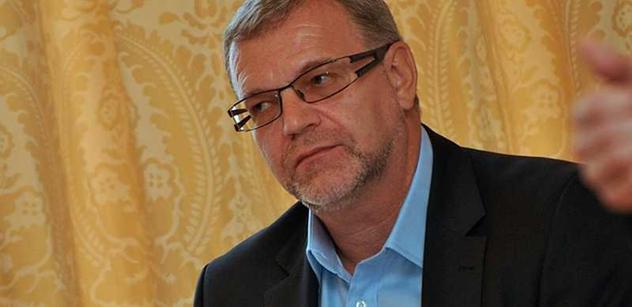 Viliam Buchert: Populistická hesla a nesmyslné fráze. Vpravo i vlevo