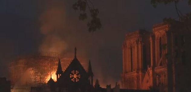 Notre-Dame: Vážná slova učenců. Nařčení Macrona, varování Francii a nám všem