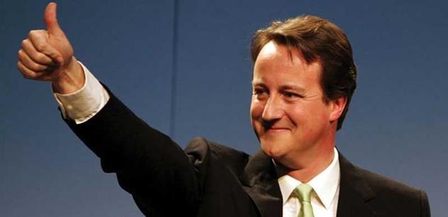 Cameron varoval Rusko před rozšířením sankcí za podporu povstalců