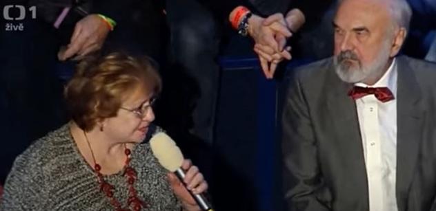 Sakra, paní Čáslavská, a co jste udělala Vy? Zeman rozsekl Moravcovu show, Svěrák jen koukal