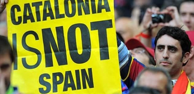Takže nezávislost do pár dnů, řekl premiér Katalánska po projevu krále. A vlétl do toho i Macron, potlesk nesklidil