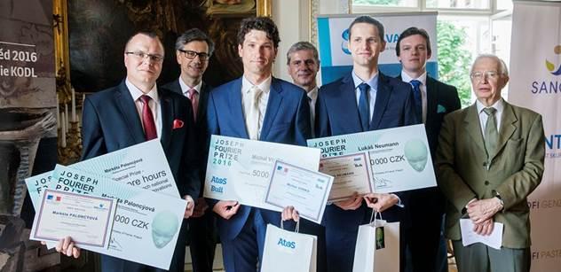 Atos již zná vítěze Ceny Josepha Fouriera 2016