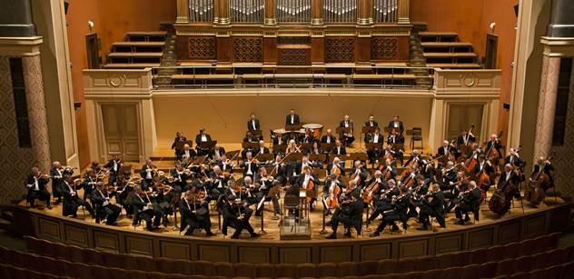 Česká filharmonie se závazala, že v příštích pěti letech bude pravidelně vystupovat v Číně