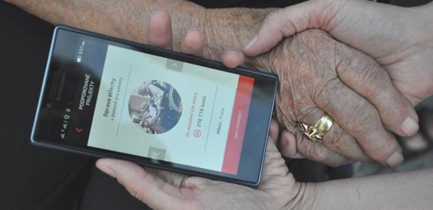 Vstup do školy v Cholticích bude bezbariérový díky mobilní aplikaci EPP Pomáhej pohybem