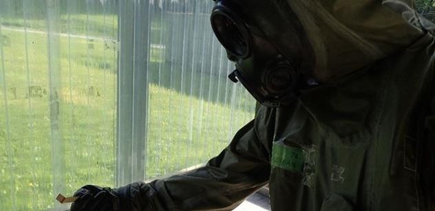 Pavel Kopecký: Politika chemických zbraní