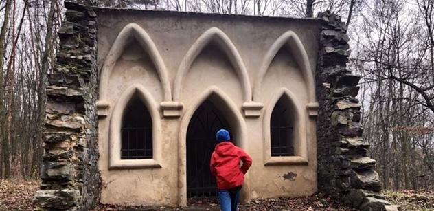 Praha 5: Výlet s tajenkou k čínskému pavilonu z Cibulky až na stolovou horu
