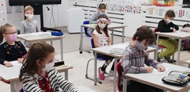 SYNOT: Čističky vzduchu pro děti z Academic School ve Zlíně
