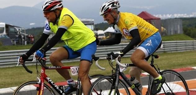 Velikonoční cykloštafeta na autodromu se blíží, týmy se ještě mohou hlásit