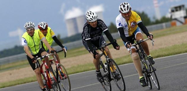 Cykloštafetu na autodromu pořadatelé přesunou na pozdější termín