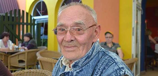 Grigory Pasko: Žije jeden děda…