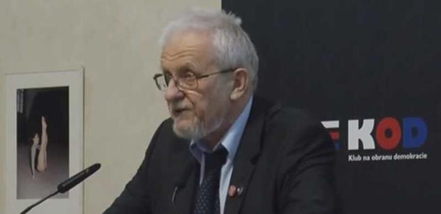 Vyčůranost! Bohumil Doležal se rozzlobil kvůli vyhnání sudetských Němců