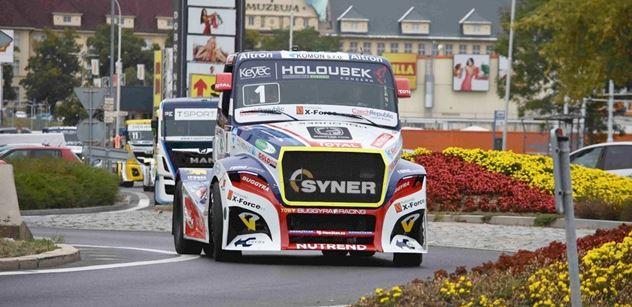 Autodrom Most: Doprovodný program Czech Truck Prix zahájí spanilá jízda, děti čekají unikátní atrakce