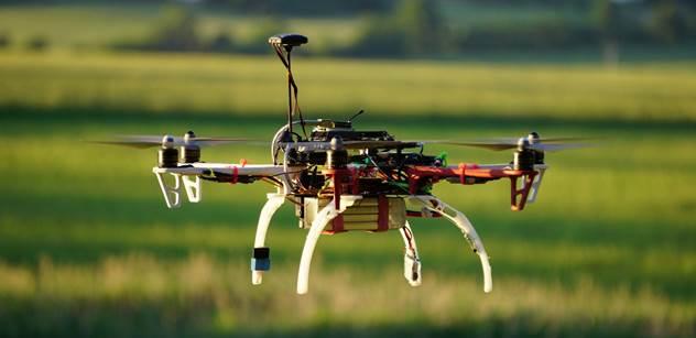 Drony z Fakulty elektrotechnické ČVUT v Praze se zúčastní finále prestižní robotické soutěže v Abu Dhabi