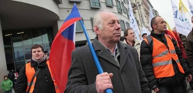 Bohumír Dufek: Občané, proberte se!