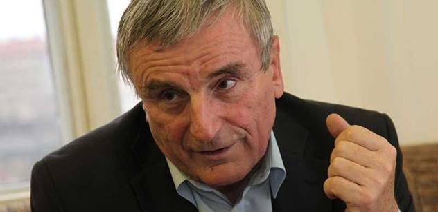 Bývalý odborář Dušek ohromil slovy o tom, kdo platí Bělobrádka a proč