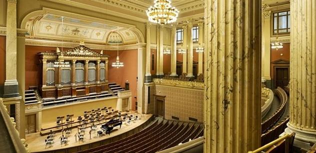Koncert v Rudolfinu patřil nejen letošním významným výročím republiky, ale i armády