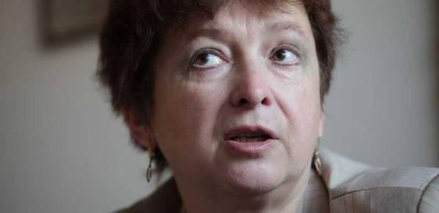 Koalici jde jen o moc, říká profesorka Dvořáková ke změnám ve vládě