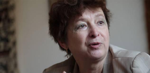 Profesorka Dvořáková mluví o nejšílenějším řešení současné politické situace