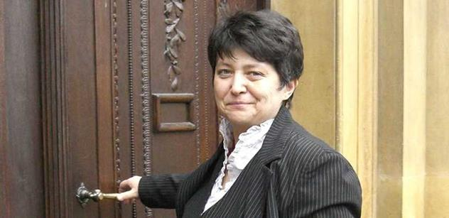 Srpen 1968 v Československu a únor 2014 na Krymu. Džamila Stehlíková se pořádně opřela do Rusů