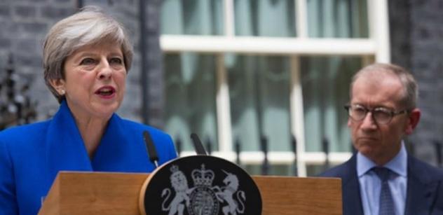 Britský průšvih. EU svolá mimořádné zasedání