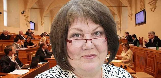 Senátorka Wagnerová k odposlechům Janka Kroupy: Nesmíte odposlouchávat novináře, je to neústavní