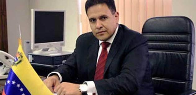 Venezuelský velvyslanec o obrovské korupci v Česku