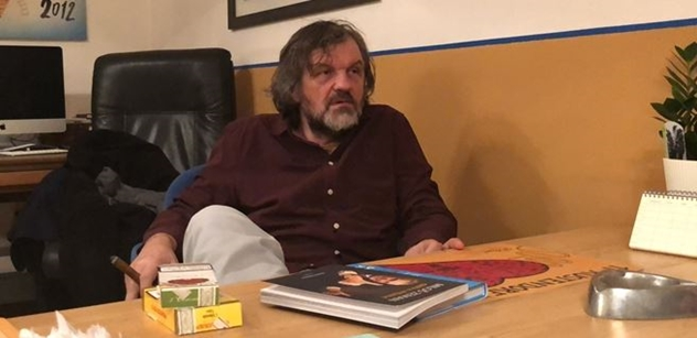 Slavný režisér Kusturica drsně vystoupil v Moskvě: Sovětské vítěze války ukazují jako katy