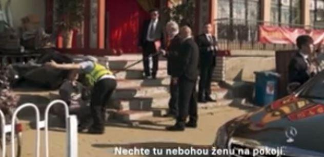 """Falešný Zeman v Číně: Ostuda """"seriózních"""" médií? Drsná dohra VIDEA"""